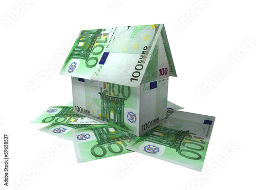 Built of euro house