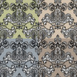 Delicate tones, seamless texture