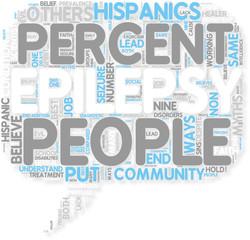 Concept of Epilepsy And The Hispanic Community