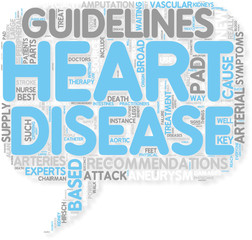 Concept of Heart Diseases New Guidelines for Detection and Tr