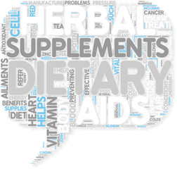Concept of Herbal Dietary Supplements and Their Benefits