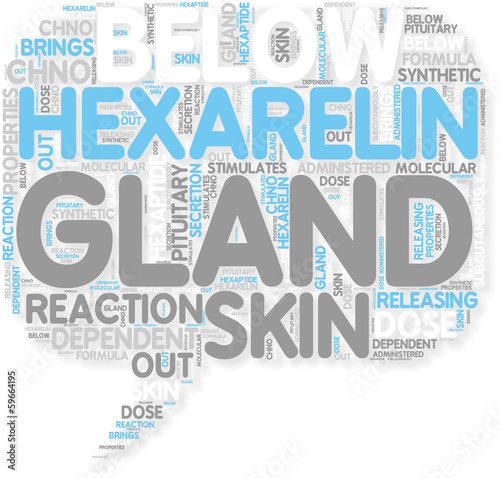 Concept of Hexarelin Stimulates GH Secretion