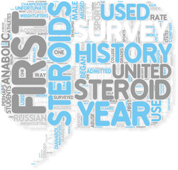 Concept of History of Steroids In The United States