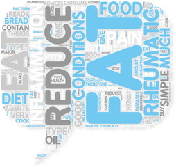 Concept of Advices about Diet to Reduce Rheumatic Pain and InCon