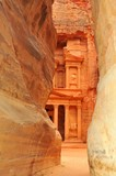 The Ancient Nabataean City of Petra, Jordan