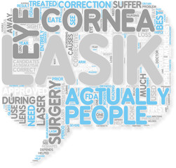 Concept of Is Lasik Eye Surgery For You