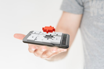 app puzzle