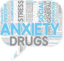 Concept of Jacketed General Anxiety Disorder