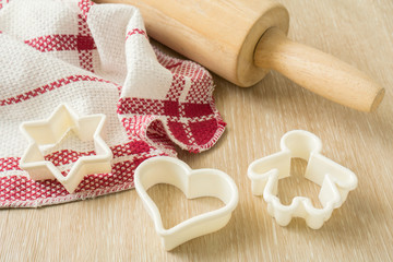 Accessory of baking