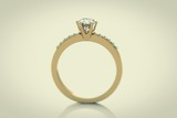 The beauty wedding ring - 59669715