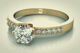 The beauty wedding ring - 59669734