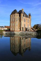 Château et ses douves