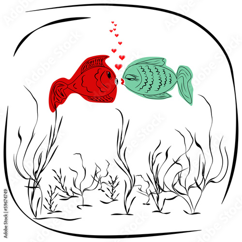 Love and fish