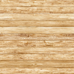Seamless bright yellow wood