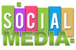 Social Media Professional Colourful