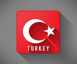 Turkish Flag Design