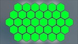 Hexagon Greenscreen