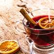 vin brulè con cannella