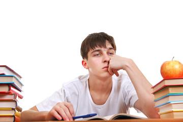 Sad Student
