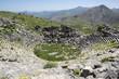 Amphitheatre of Sagalassos in Isparta, Turkey