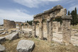 Ruins of Hierapolis in Denizli, Turkey