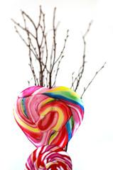 Spiral lollipop