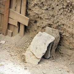 archäologischer fund