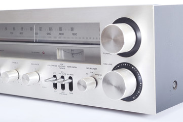Old Hi-Fi audio system