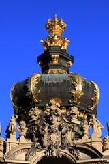 Kronentor am Dresdner Zwinger