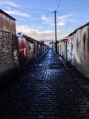back streets lancashire