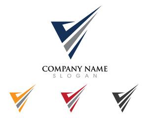 V Logo 5