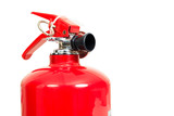 fire extinguisher head isolate on white background