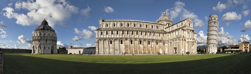 Pisa Italien Florenz Piazza dei Miracoli Panorama