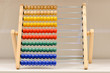 abacus or accounts fig colorful