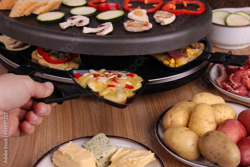 Raclette - 59697323