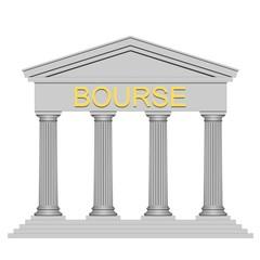 Temple bourse
