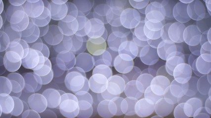 Christmas lighting glow, bokeh No.04