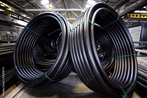 plumbing pipes, industry, manufacture of pipes