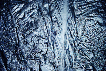 texture of ice, frozen water