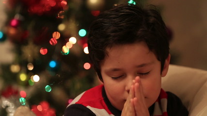 little child wishes from Christmas Father