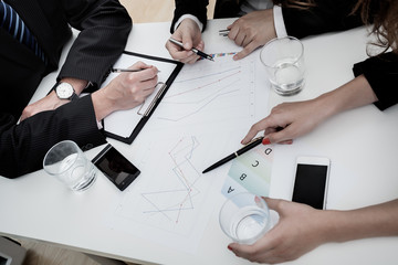 Business table