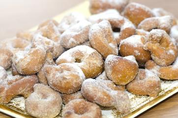 sugary donuts