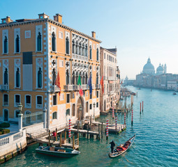 Gondola by Franchetti Palace