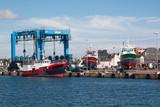 Fototapety Le port du guilvinec