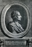 Montesquieu, french social commentator