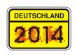 2014 - Deutschland - Happy New Jear