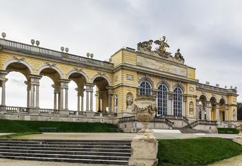 Gloriette in  Schonbrunn, Vienna