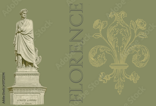Florence Dante illustration