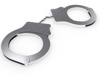 Iron handcuffs  #2