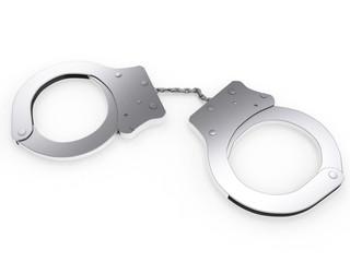 Iron handcuffs #1